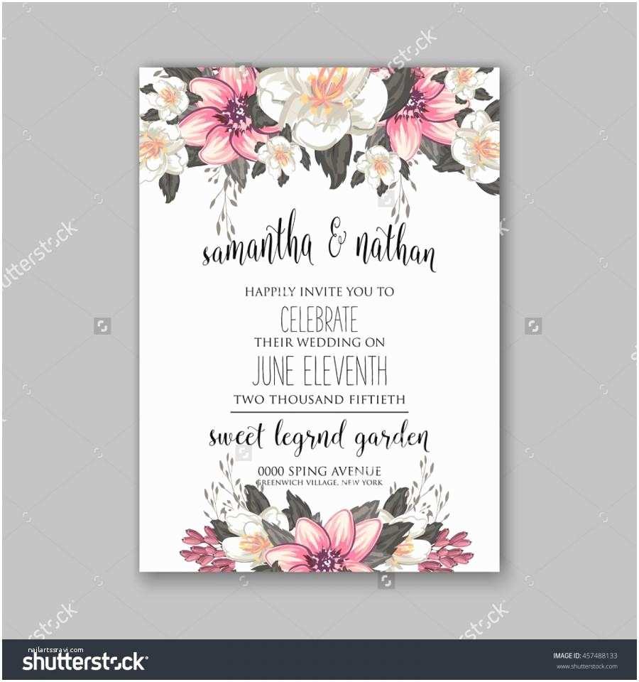 Postcard Wedding Invitations Wedding Invitation Background Vector Yaseen