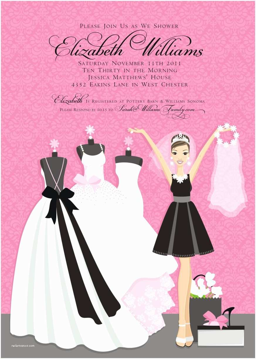 Pre Wedding Party Invitation In 259