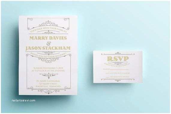 Premade Wedding Invitations 25 Best Wedding Invitations Images On Pinterest