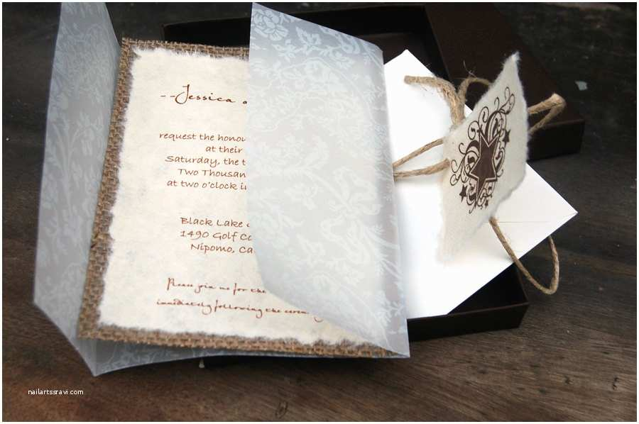 Premade Wedding Invitations Do It Yourself Rustic Wedding Invitations Margusriga Baby