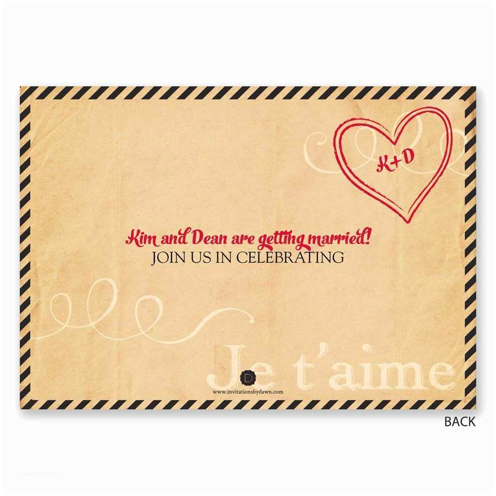 Pretty Stamps for Wedding Invitations Pretty Postage Engagement Party Invitation