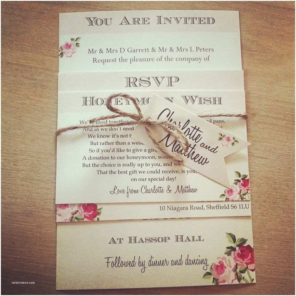 Pretty Wedding Invitations 15 Beautiful Shabby Chic Wedding Invitations the Shabby