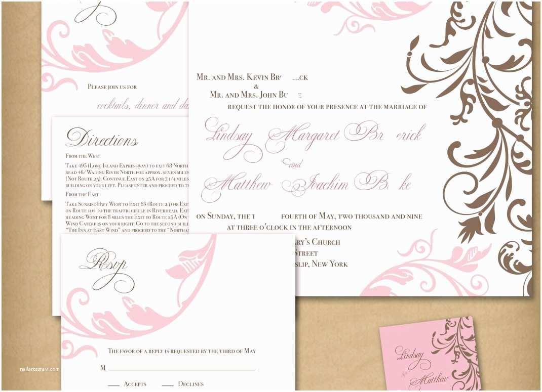 Pretty Wedding Invitations Beautiful Wedding Invitation Line Indonesia