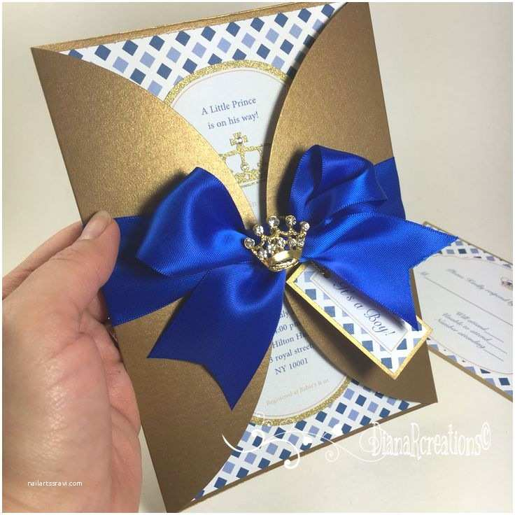 Prince themed Baby Shower Invitations 25 Best Ideas About Royal Baby Showers On Pinterest