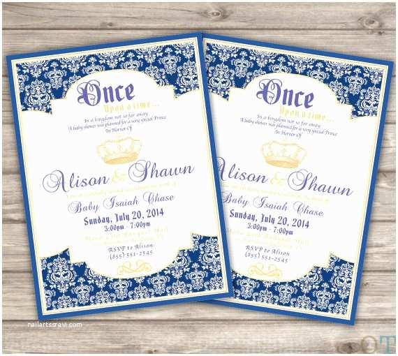 Prince themed Baby Shower Invitations Prince themed Baby Shower Invitations