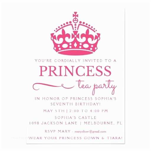 Princess Tea Party Invitations 244 Best Tea Party Birthday Invitations Images On