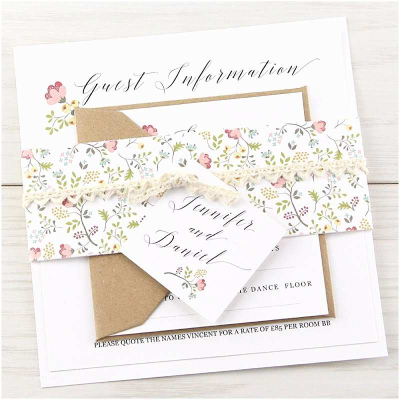Print Your Own Wedding Invitations How to Make Wedding Invitations the Ultimate Diy Guide