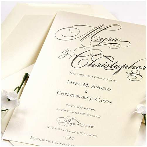 Print Your Own Wedding Invitations Print Your Own Invitations Tips and Tricks How to Print