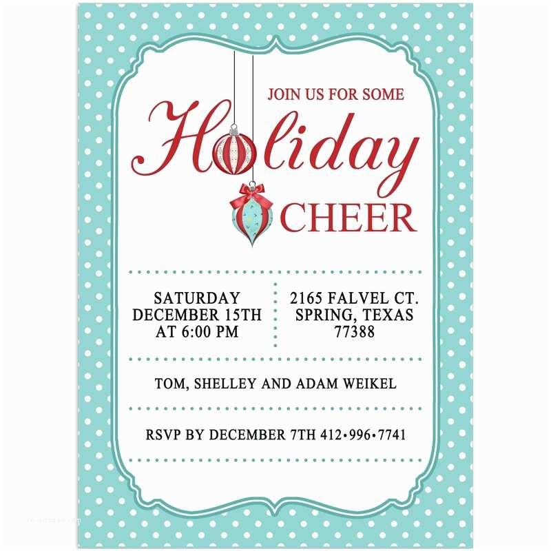 Printable Christmas Party Invitations Printable Christmas Party Invitations – Gangcraft