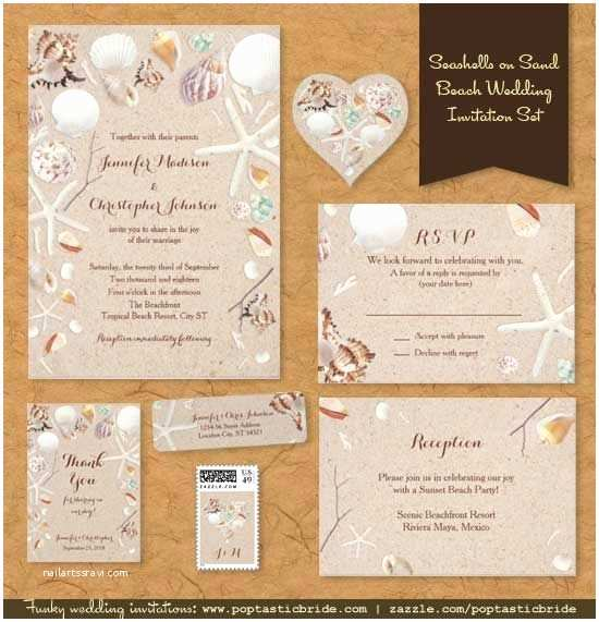 Printable Seashell Wedding Invitations 17 Best Images About Printable On Pinterest