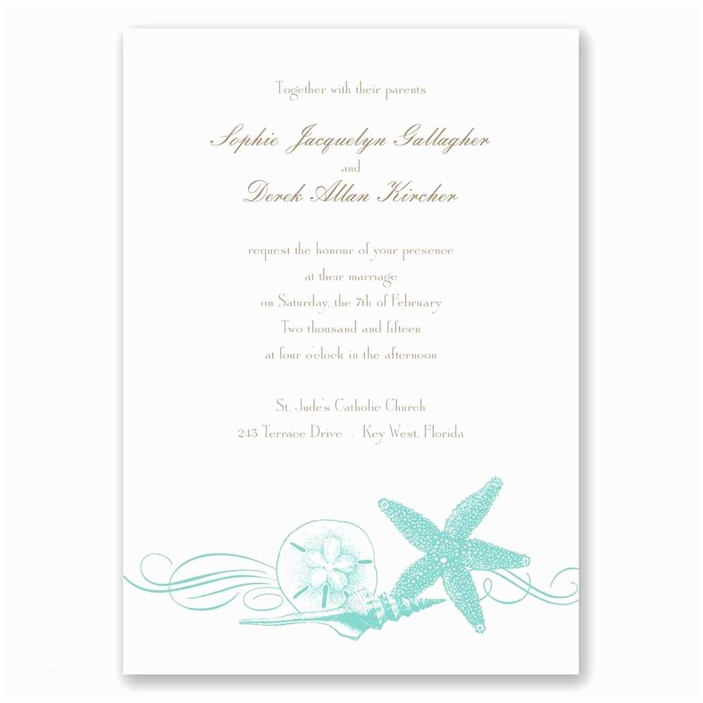 Printable Seashell Wedding Invitations Beach Party Invitation Templates Free Printable Beach