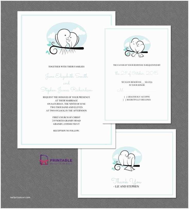 Printable Wedding Invitation Kits 206 Best Images About Wedding Invitation Templates Free