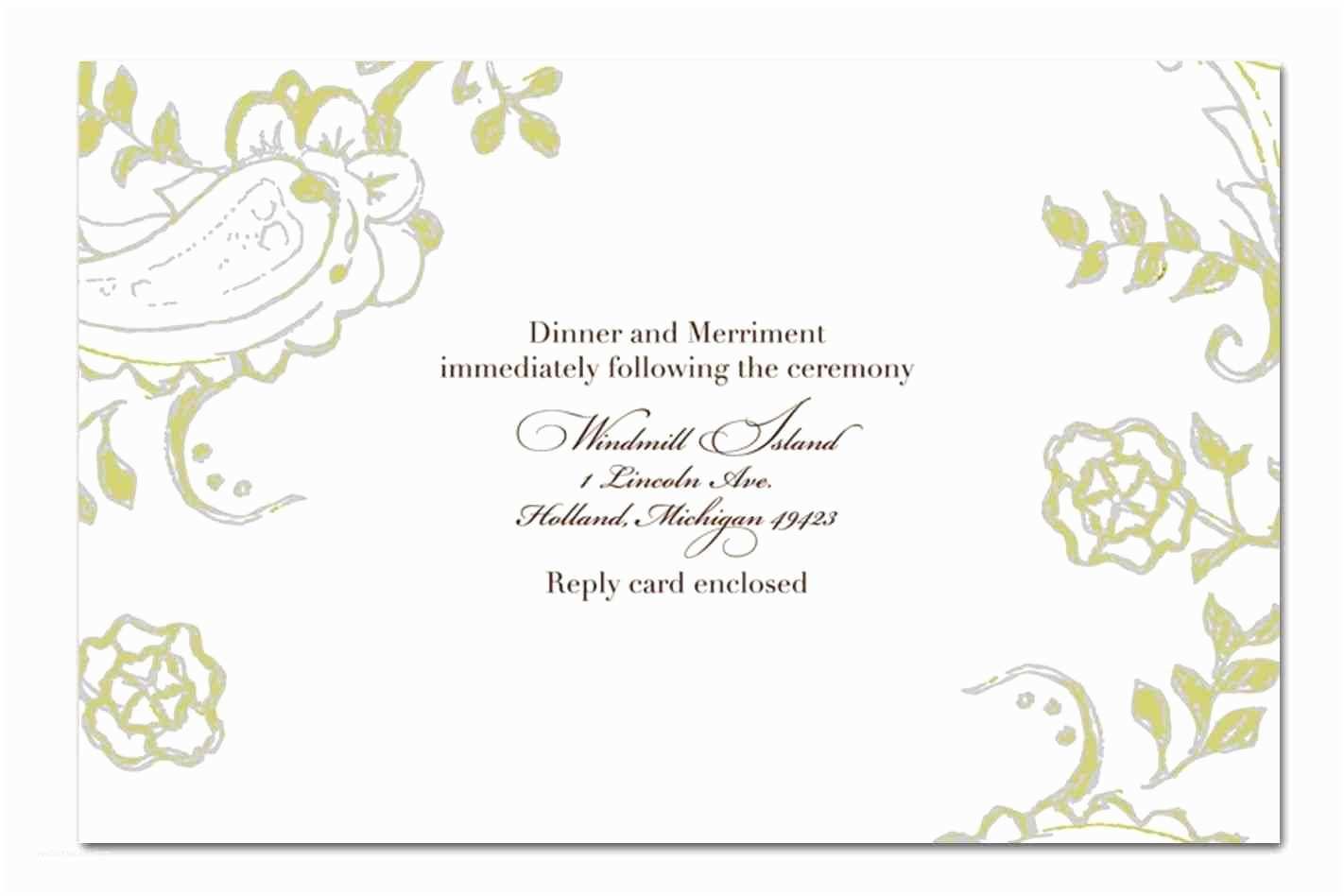 Printable Wedding Invitation Kits Blank Vintage Wedding Invitation Templates