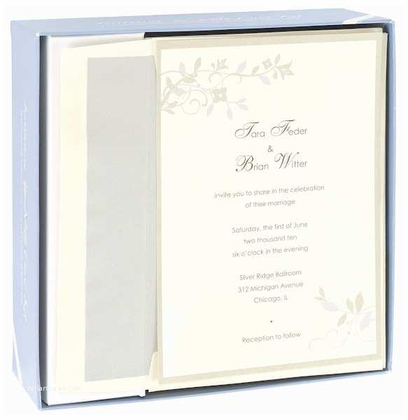 Printable Wedding Invitation Kits Brown Vines Printable Wedding Invitation Kit Set Of 50