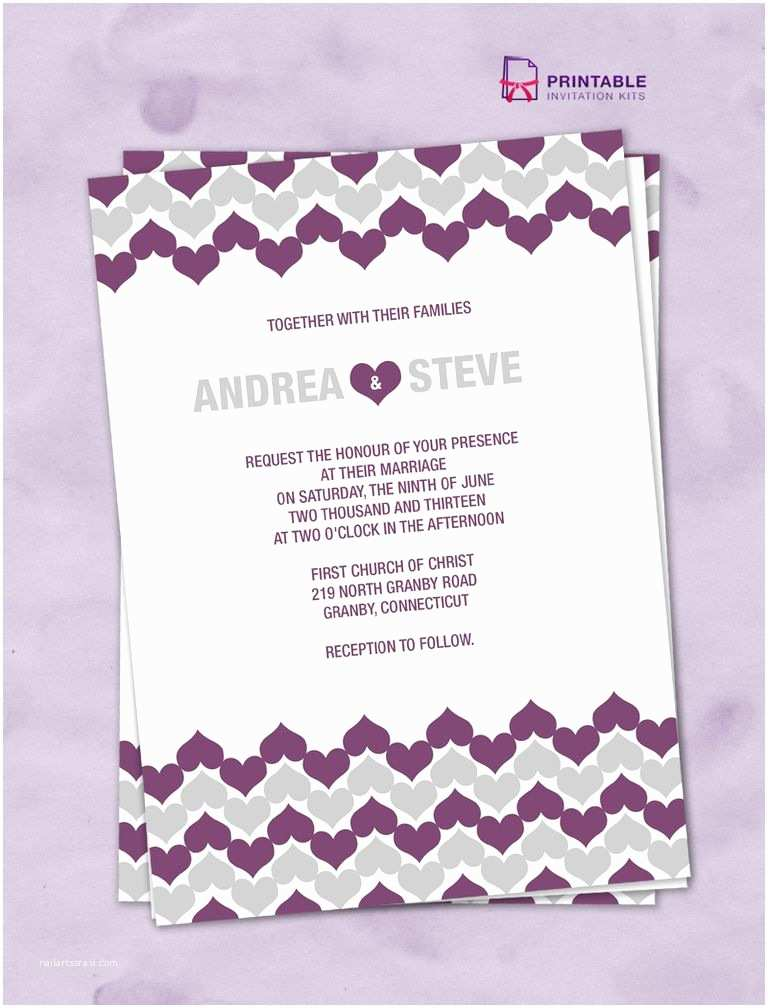 picture regarding Printable Wedding Invitation Kits identify Printable Marriage ceremony Invitation Kits Totally free Marriage Invitation