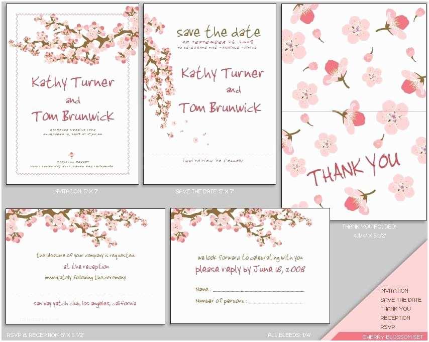 Printable Wedding Invitation Templates Free Wedding Invitation Templates
