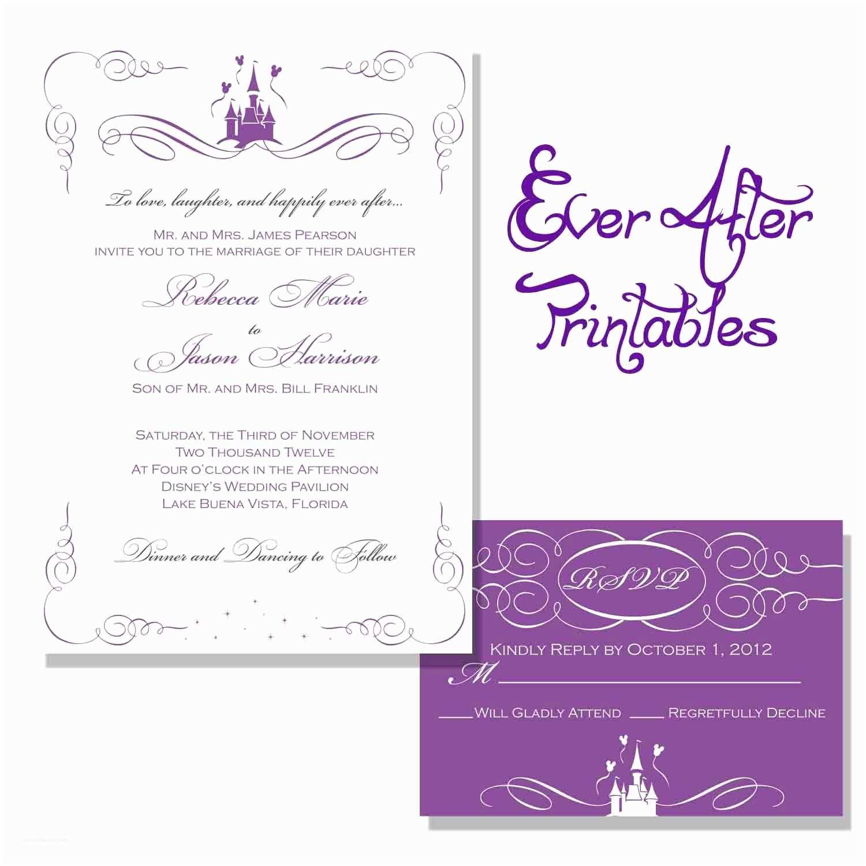 Printable Wedding Invitation Templates Wedding Invitation Printable Wedding Invitation
