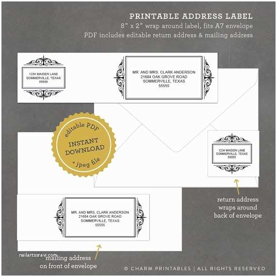 Printed Address Labels for Wedding Invitations 17 Best Images About Wedding Invitation Inspiration On