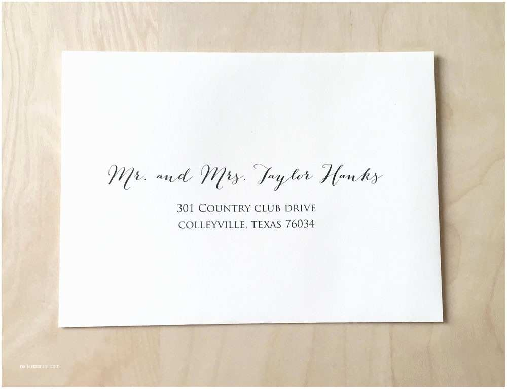 Printed Address Labels for Wedding Invitations Printable Address Labels for Wedding Invitations