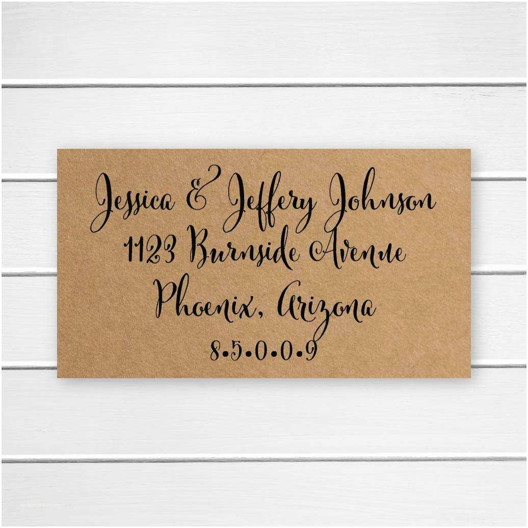 Printed Address Labels for Wedding Invitations Wedding Invitation Address Labels Yaseen for