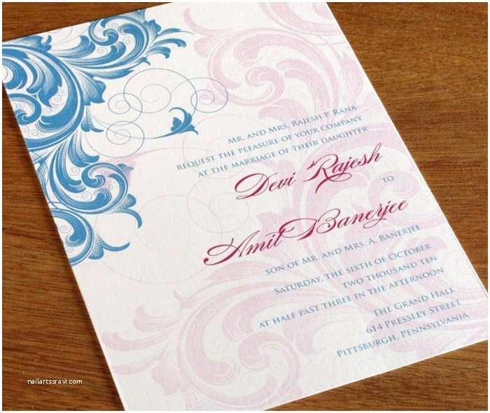 Printing Wedding Invitations at Kinkos Printable Wedding Invitations White Papers and Blue