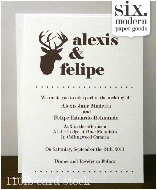 Printing Wedding Invitations at Staples How to Choose the Best Paper for Your Printable Wedding