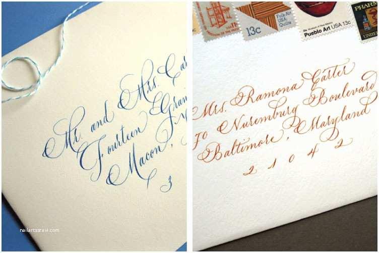 Proper Wedding Invitation Addressing Etiquette Addressing Your Wedding Invitations