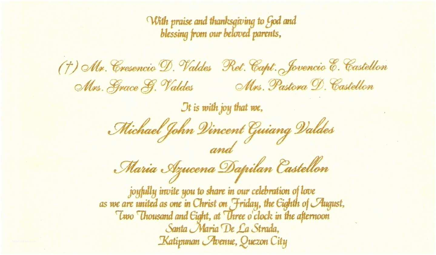 Proper Wedding Invitation Wording Wedding Proper Invitation Wording is E the Bes and