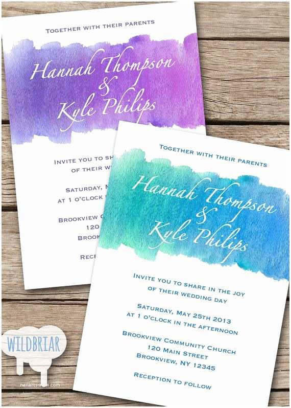 Purple and Blue Wedding Invitations 51 Best Winter Wedding theme Images On Pinterest