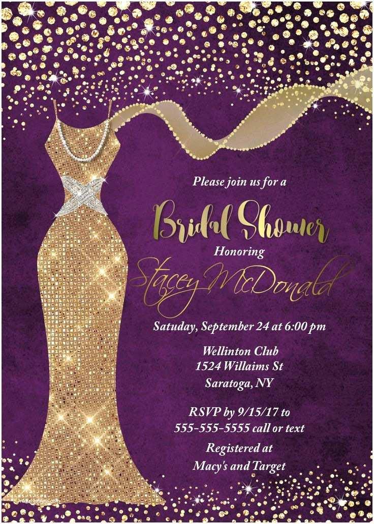 Purple and Gold Wedding Invitations Best 25 Purple and Gold Wedding Ideas On Pinterest