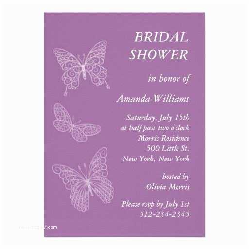 Purple Bridal Shower Invitations 17 Best Images About Bridal Shower Invitations Purple On