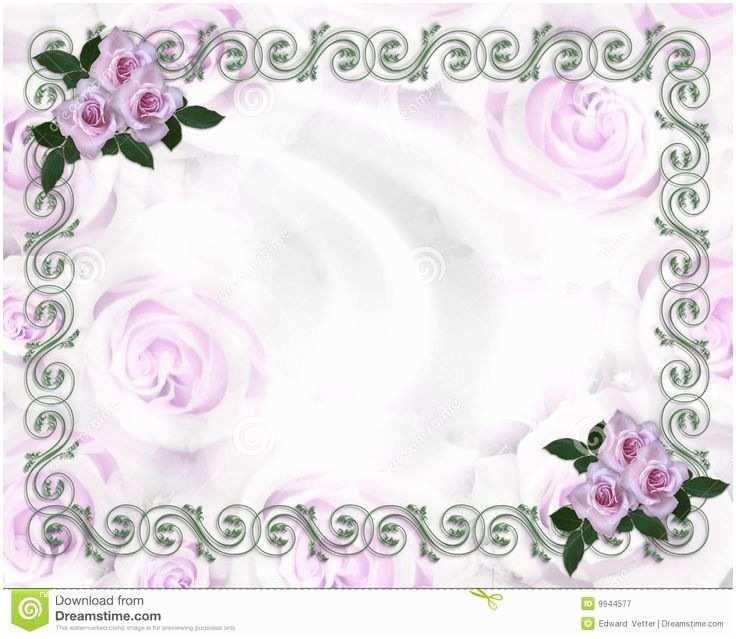 Purple Rose Wedding Invitations 100 Best Images About Wedding Invitation Border Bg On
