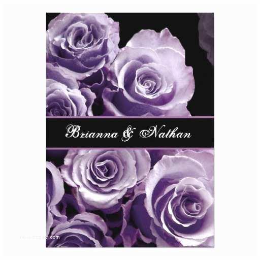Purple Rose Wedding S Lavender Purple Rose Bouquet Wedding