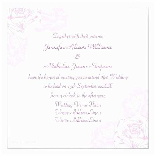 Purple Rose Wedding S Pale Purple And White Rose Wedding