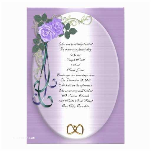 Purple Rose Wedding S Purple Roses Wedding