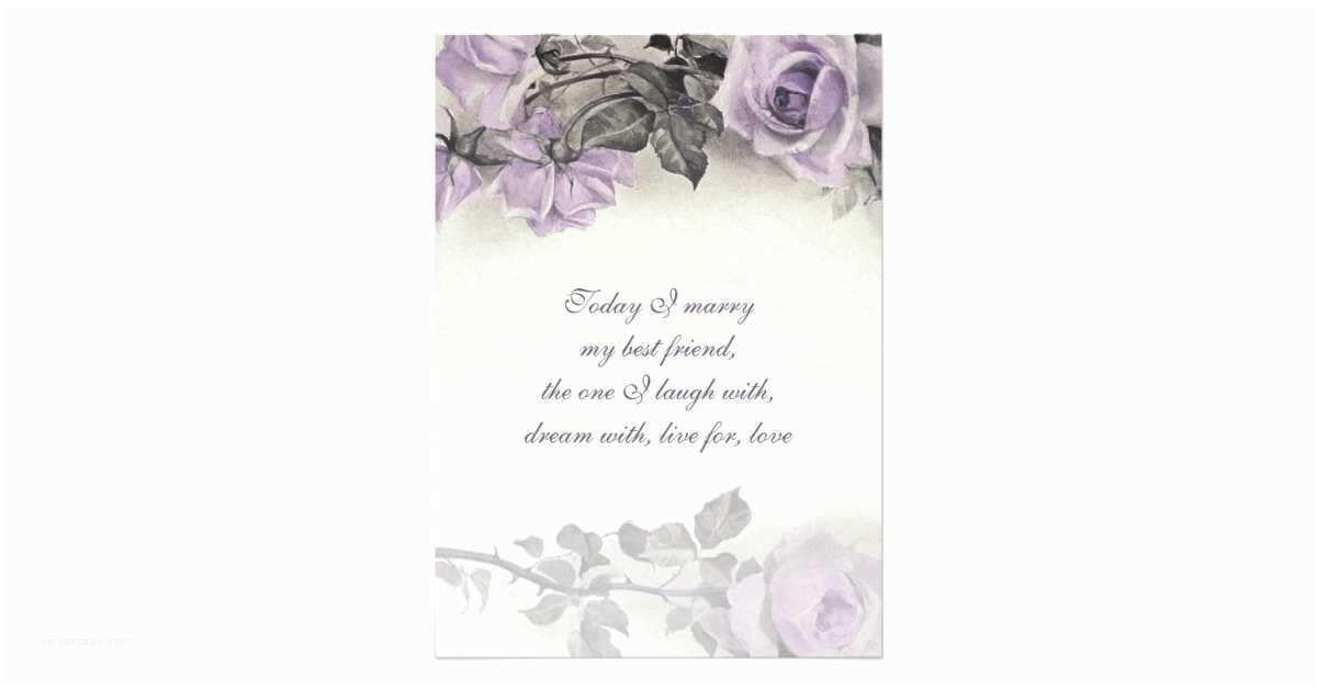 Purple Rose Wedding S Sterling Silver Purple Rose Wedding