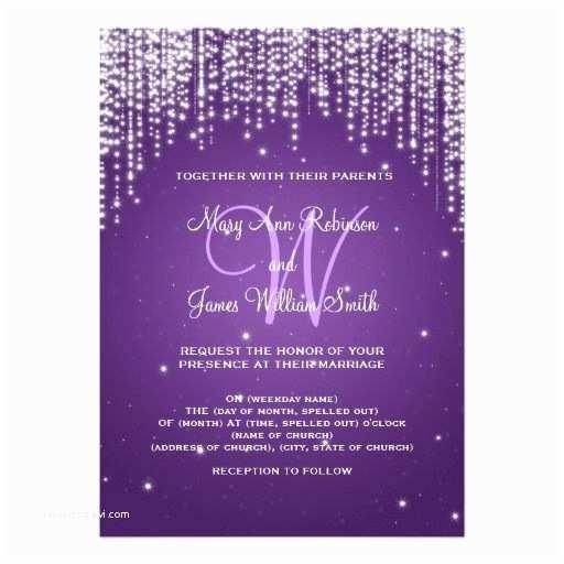 Purple Vintage Wedding Invitations 25 Best Ideas About Purple Wedding Invitations On