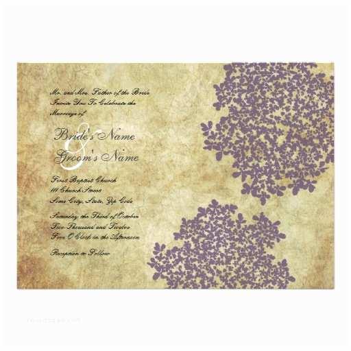 Purple Vintage Wedding  Purple Floral Vintage Wedding
