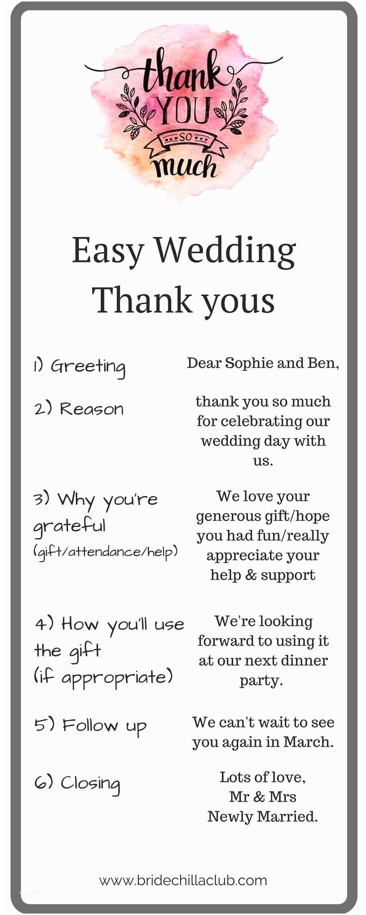 Quick Wedding Invitations Pin It for Later to Make Your Wedding Thank Yous Quick and