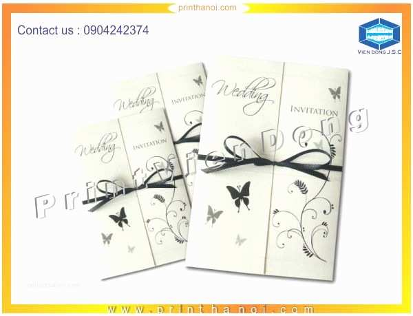 Quick Wedding Invitations Quick Wedding Invitations Printing In Hanoi