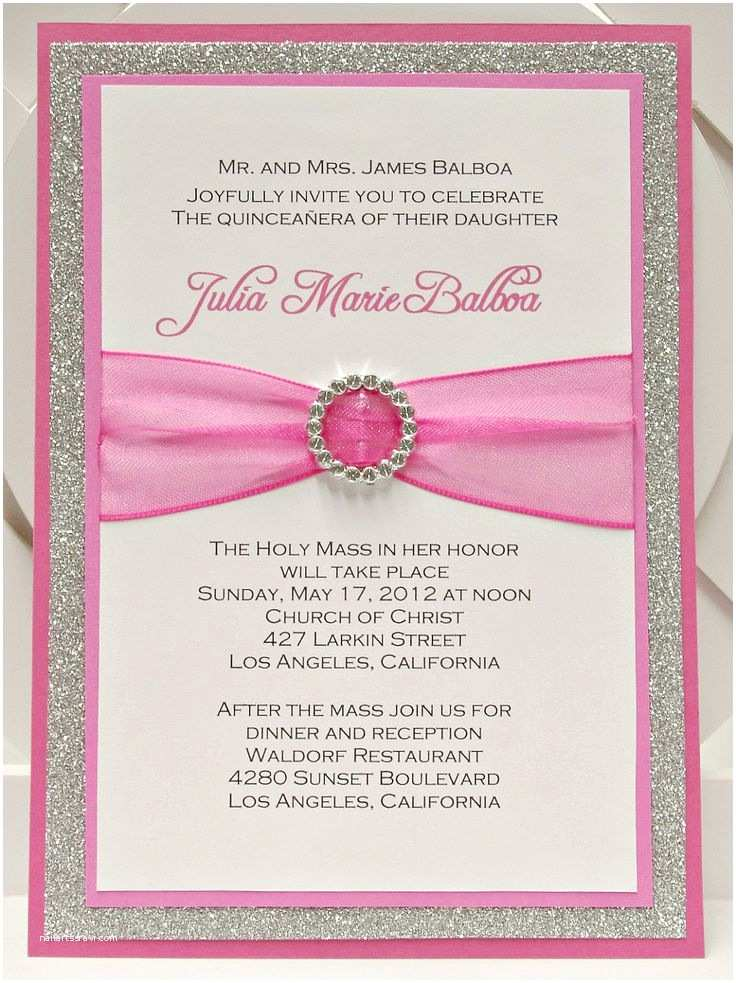 Quinceanera Invitations Ideas 82 Best Images About Elena S Sweet 16 On Pinterest