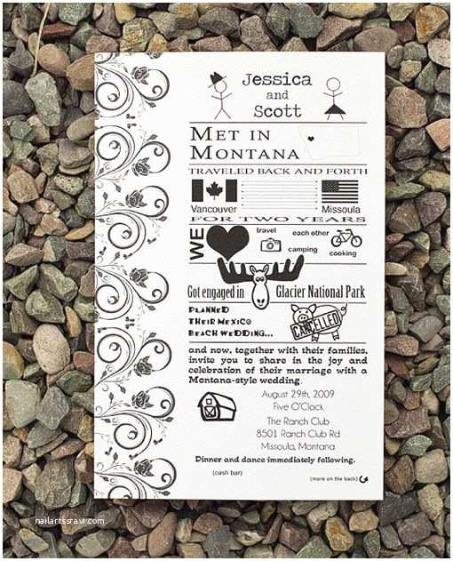 Quirky Wedding Invitations 25 Best Ideas About Quirky Wedding Invitations On
