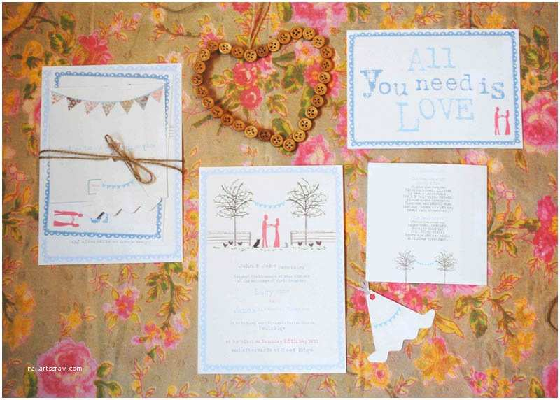 Quirky Wedding Invitations Sheffield Weddings Venues Photographers and Contemporary