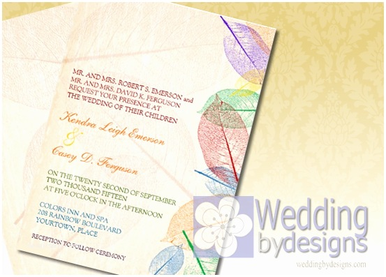 Rainbow Wedding Invitations top Album Rainbow Wedding Invitations