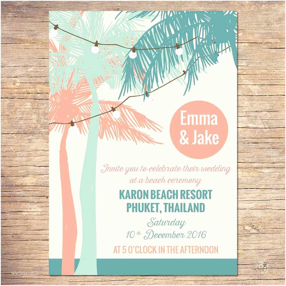 Reception Invites after Destination Wedding Destination Wedding Invitation Wording