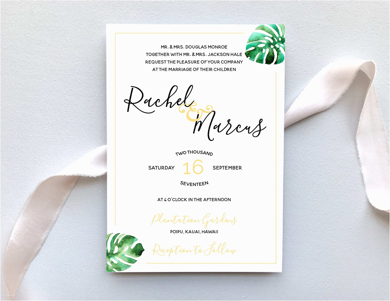 Reception Invites After Destination Wedding Destination Wedding Invitation Wording Samples