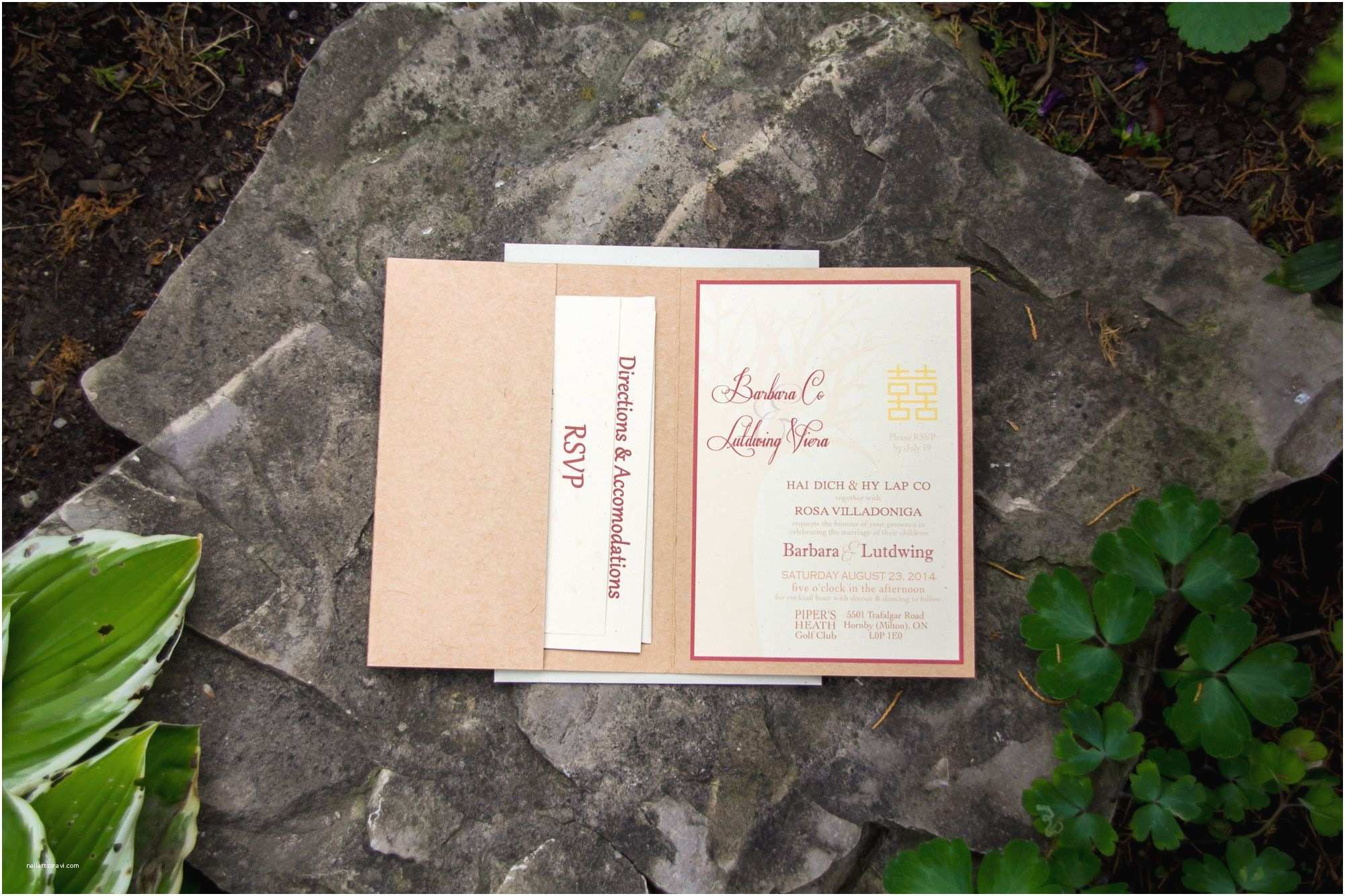 Recycled Paper Wedding Invitations Diy Recycled Paper Wedding Invitations