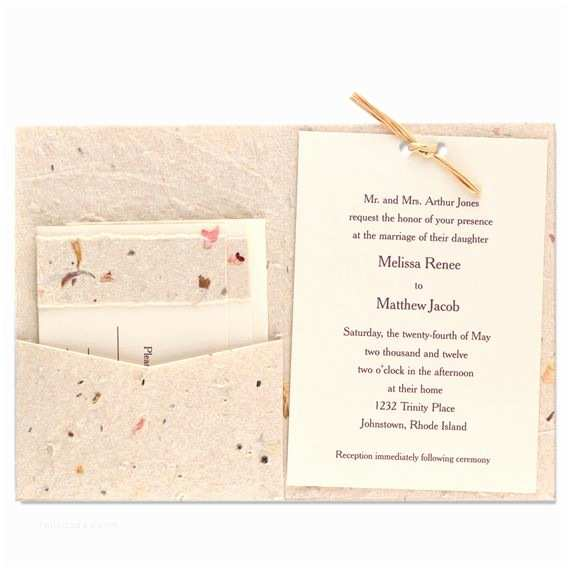 Recycled Paper Wedding Invitations Recycled Paper Wedding Invitations Google Search