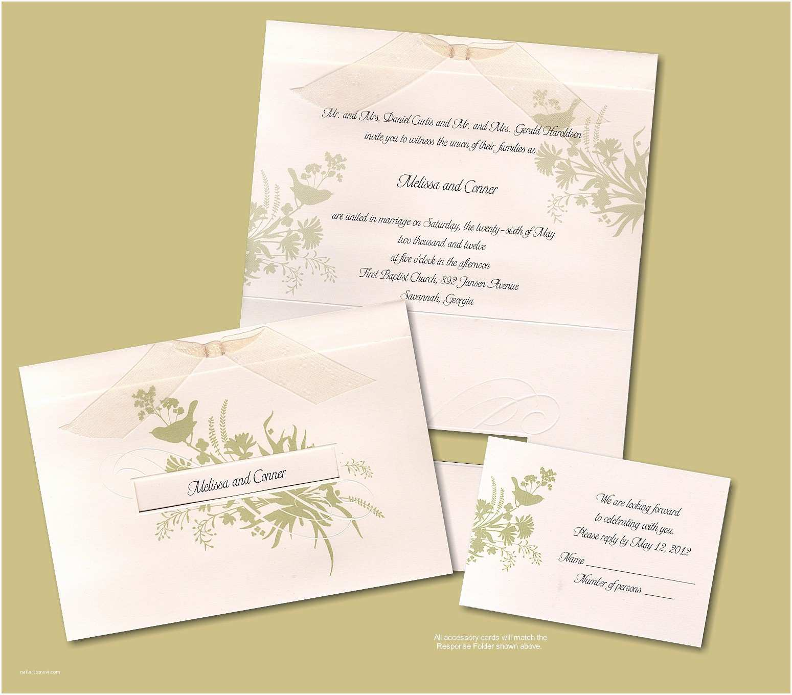 Recycled Paper Wedding Invitations Recycled Paper Wedding Invitations