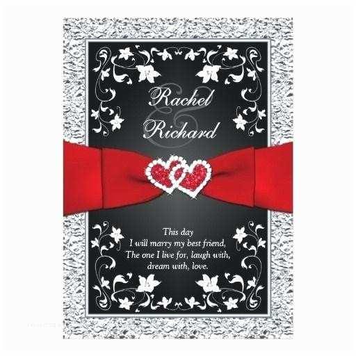 Red and Black Wedding Invitations Cheap Red Wedding Invitations and to Produce Cool Red Blank